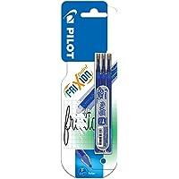 Pilot - FriXion Point - Set de 3 recharges - Bleu - Pointe Fine