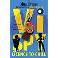 Vi Spy: Licence to Chill - a brand new series from the bestselling author of WHO LET THE GODS OUT