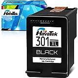 HavaTek Rigenerata 301 XL Nero Cartucce d'inchiostro per HP 301XL per hp Officejet 2622 2620 4630 Deskjet 3050 3055 2540 2542