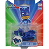 Pj Masks Single Pack Diecast Cat-Car for Kids, Age 3 to 8 Years