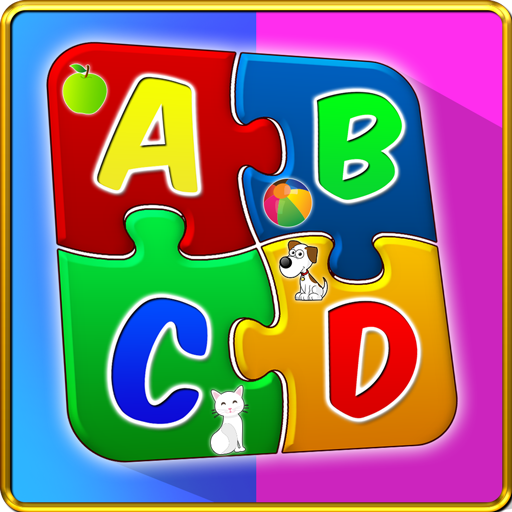 ABC Kids Alphabet Jigsaw Mania