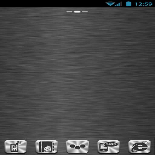 CHROME HD THEME (Psp Chrome)