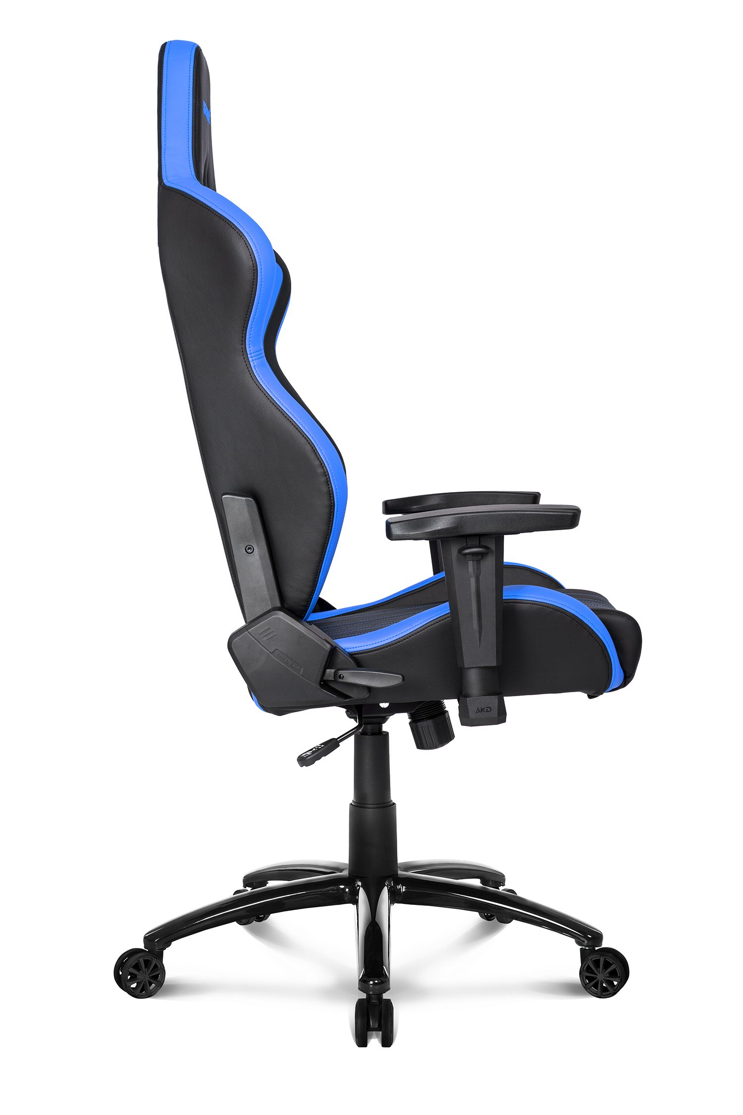 AKRacing Player – AK-K6014-BL – Silla Gaming, Color Negro/Azul