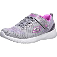 Skechers Girl's Bobs Squad-Glitter Madness Trainers
