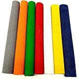 Premium Cricket Bat Grip Rubber Replacement Handle Non Slip Good Grip Various Styles Pack of 3 or 4