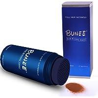 Fibre Capelli, Fibre di cheratina dei capelli - Fibre per capelli densificante - Polvere per capelli - 27.5g Hair Fiber…