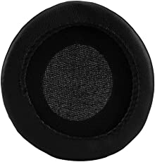 Inverse 1Pair Protein Leather Replacement Ear Pads 70MM Headphones