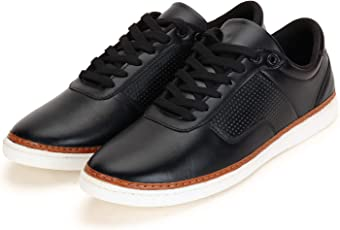 Boltt Men's Galaxy Smart Casual Shoes Sneakers with Free Fitness App Subscription