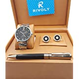 Rivoly Dress Watch For Men Analog Stainless Steel - 131206