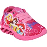 BUNNIES Baby Girls LED Leight Indian Walking Shoe (1 Years to 13 Years) Pink