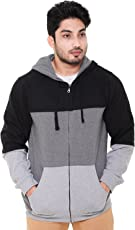 EASY 2 WEAR ® Mens Jackets Hooded (Size S to 5XL)