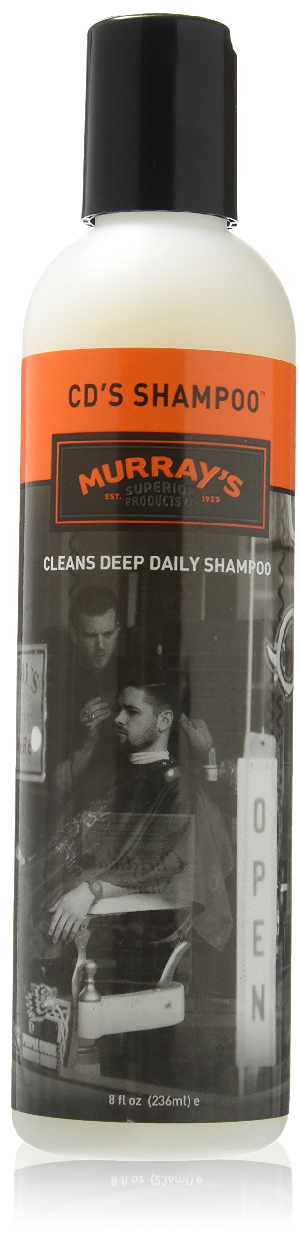 Murray S cleans Deep Daily Shampoo