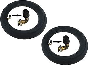 Schlauch Fahrrad 12x1.75 2.125 Schwarz Ventil Radfahren Teile Nützlich