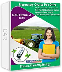 ICAR AIEEA 2019 (Stream A & Stream B) Preparatory Course with Model Papers (Pen Drive)