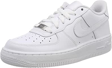 Nike Air Force 1 (GS), Scarpe da Basket Unisex-Adulto