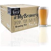 #Cervezanía Kit de Brassage Tout Grain. Style Pale Ale. Matériaux réutilisables. Houblon Frais en pellets. 8 étapes…