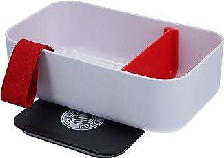 FC Bayern München Brotdose schwarz-weiß