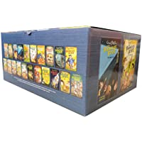 Famous Five: 21 Exciting Adventures! (Set of 21 Books)