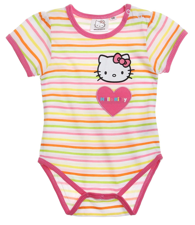 Hello Kitty Babies Body bebé – fucsia