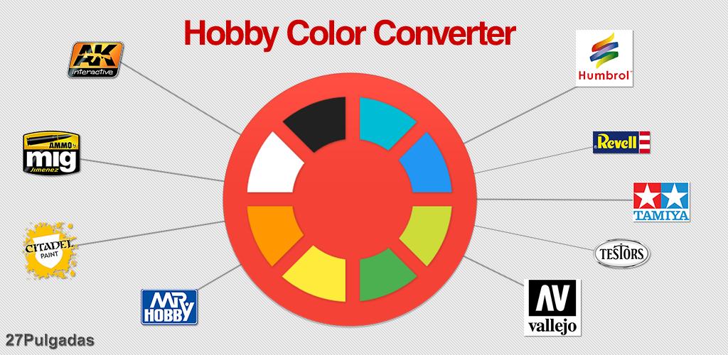 Revell Color Conversion