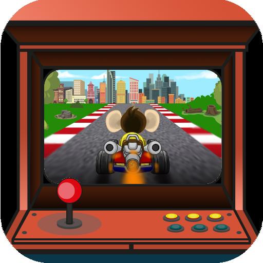 monkey-kart