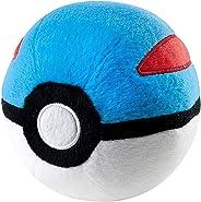 كرة بوكيمون جريت T18854، 5 بوصات، متعددة الألوان