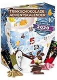 Trinkschokolade Adventskalender Schokolade zum Trinken I Trinkschokolade Probierpacket für eine köstliche Adventszeit I…