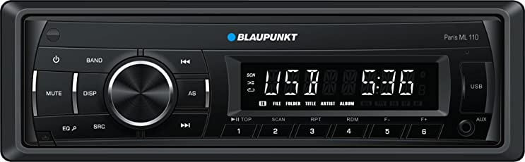 Blaupunkt Paris ML 110 Car Stereo (Black)