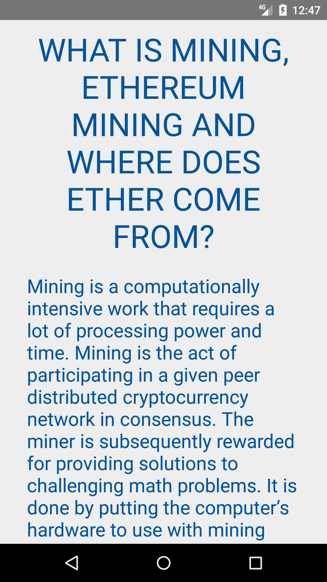 Ethereum Mining Guide - 5