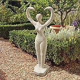 Design Toscano Göttin der Erde, Gartenfigur