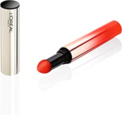 L'Oreal Paris B05 Tulip Blossom Tint Caresse Lipstick, Orange, 0.9g