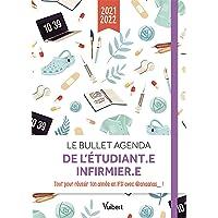Le Bullet agenda de l'étudiant.e infirmier.e 2021- 2022: Tous les conseils d'@anaanas_ pour réussir ton année en IFSI…