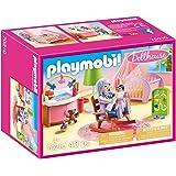 PLAYMOBIL Dollhouse 70210 Habitación del Bebé, A Partir de 4 años