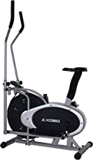 Kobo Imported Orbitrac Dual Function/Exercise Bike (Cycle & Cross Trainer)