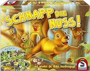 Schmidt Spiele Schnapp die Nuss!