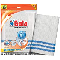 Gala Microfiber Advance Floor Cleaning Cloth(Pocha) for Mopping - Pack of 2 (163054)