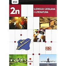 Llengua catalana i literatura. 2 ESO. Connecta 2.0 - 9788466128872