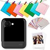 Polaroid POP 2.0 20MP Digital Sofortbildkamera mit 3,97 Touchscreen-Display, Zink Zero Ink-Technologie druckt 3,5 x 4,25 Fotos, Schwarz