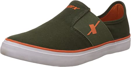 Sparx Men's Mesh Loafers