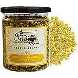 The Indian Chai - Organic Chamomile Tea (1.75oz/ 50 Gm)   Certified Organic - Detox Tea - Calming Tisane - Herbal Tea…