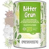 BitterGrün® Bio Premium Bitterstoffen 7 kruidenpoeder van de expert, volgens Hildegard von Bingen en Bertrand Heidelberger, s