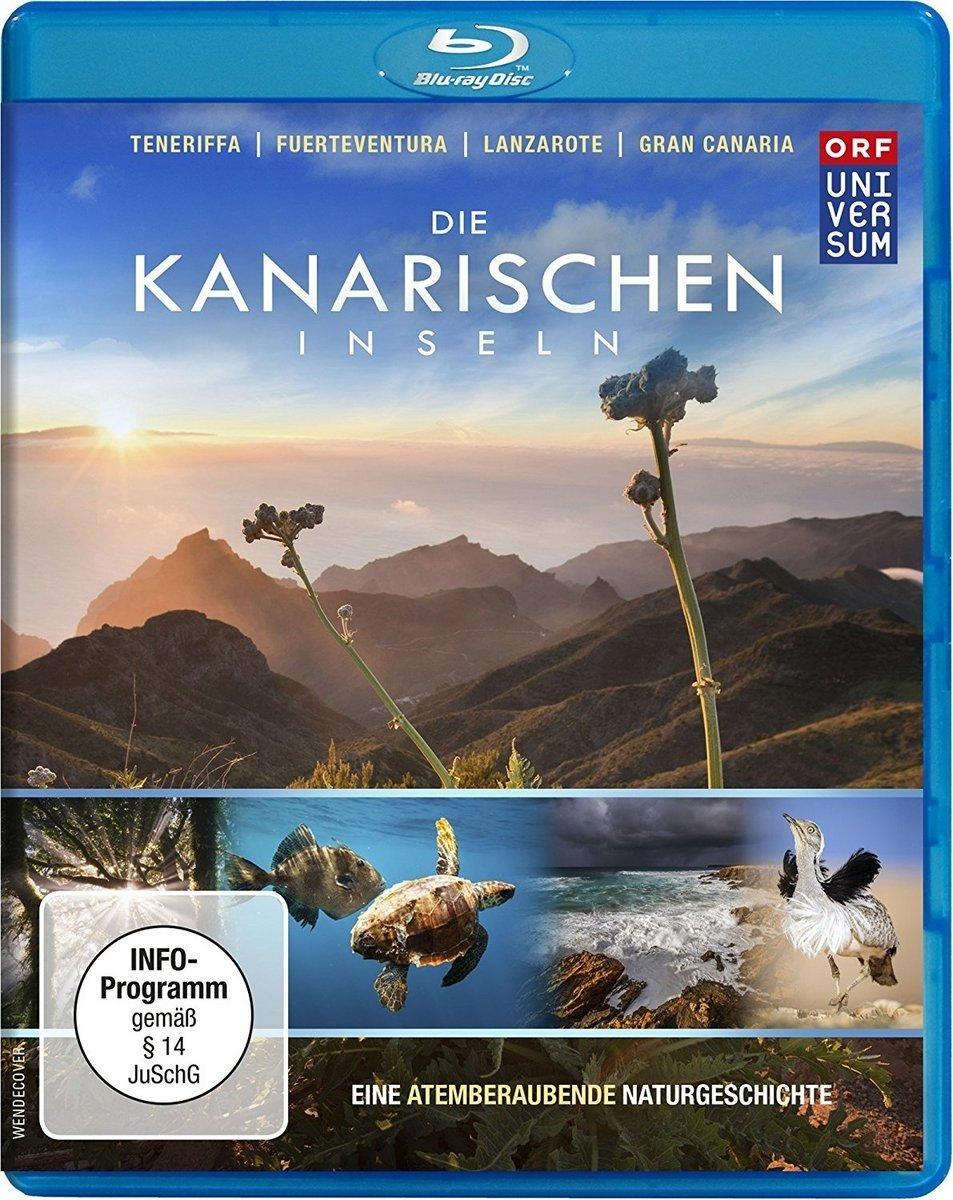 Die Kanarischen Inseln (Blu-ray) Teneriffa l Gran Canaria l Lanzarote l Fuerteventura l La Gomera l
