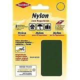 Kleiber + Co.GmbH nylon patches, 100% polyamide, olijf