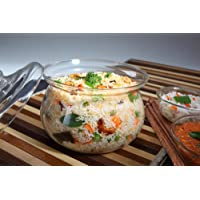 Vertis Casserole with Glass Lid 1.0L