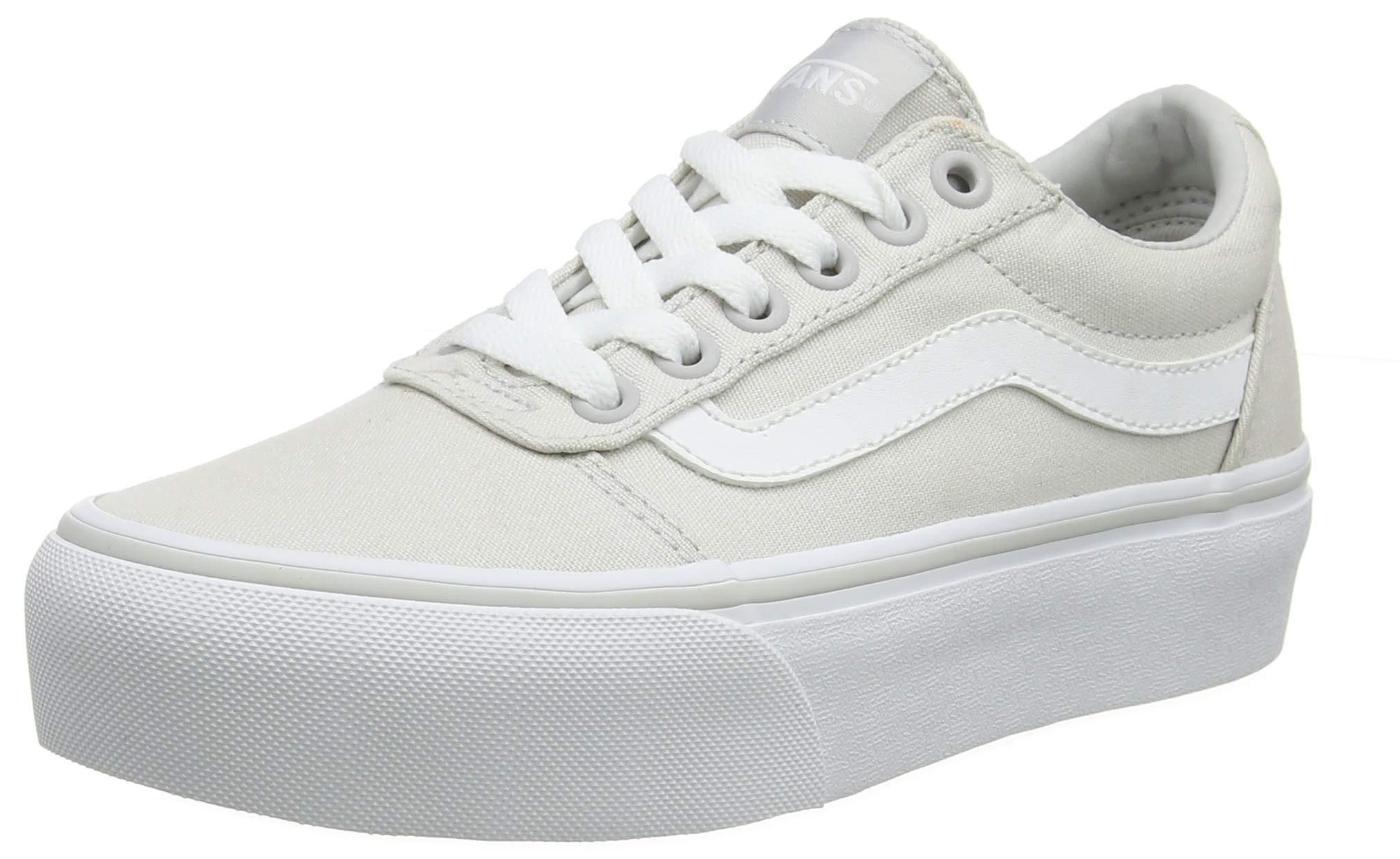scarpe vans basse platform