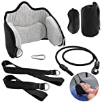 Head Hammock Portable Cervical Traction Device for Neck and Shoulder Pain Relief Muscle Tension, Physical Therapy...
