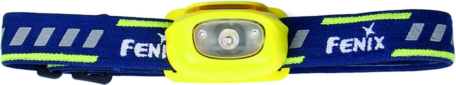 FENIX Hl16 Childsafe Lampe Frontale Mixte