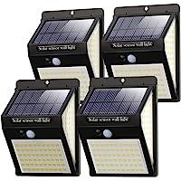 [4 Stück]Solarleuchten für Außen 140 LED,Litogo【2020 New version 】Solarlampen für Außen mit bewegungsmelder 1200mAh…