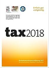 tax 2018 (für Steuerjahr 2017)|Frustfreie Verpackung