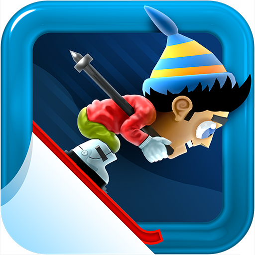 Ski Safari (Kindle Tablet Edition) (Sport-spiele Für Kindle Fire)